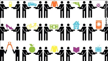 Street Bank, a Londra il consumo è collaborativo