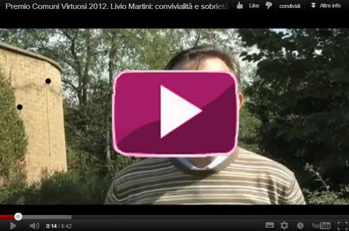 Premio Comuni Virtuosi 2012. Intervista a Livio Martini, vice sindaco di Corchiano