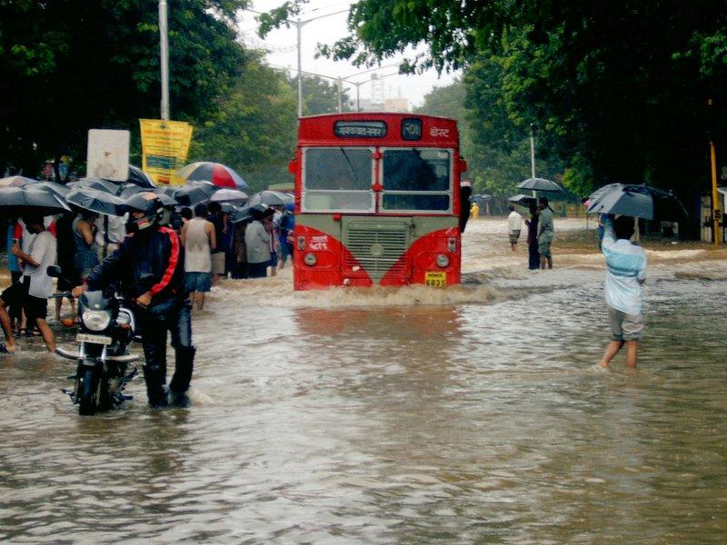 L'India e l'eterna stagione dei monsoni