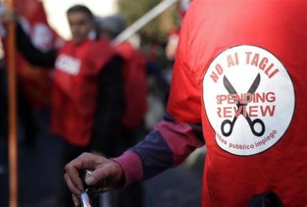 14 Novembre 2012, violenza e scontri nella giornata di mobilitazione europea