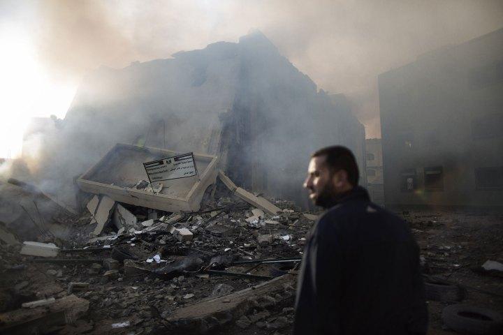 Gaza sotto assedio. Una strage senza fine?