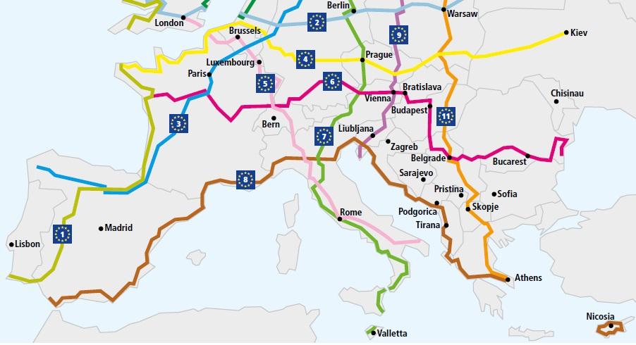 L'Europa vota a favore delle piste ciclabili. Ma i fondi ci saranno?