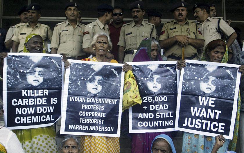 Disastro di Bhopal: una tragedia lunga 26 anni