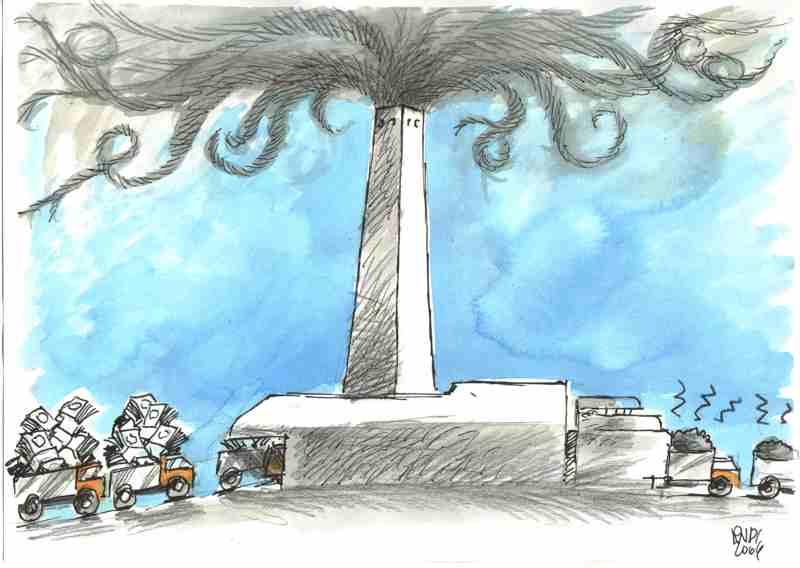 Da Parma a Roma si accende il dibattito sugli inceneritori