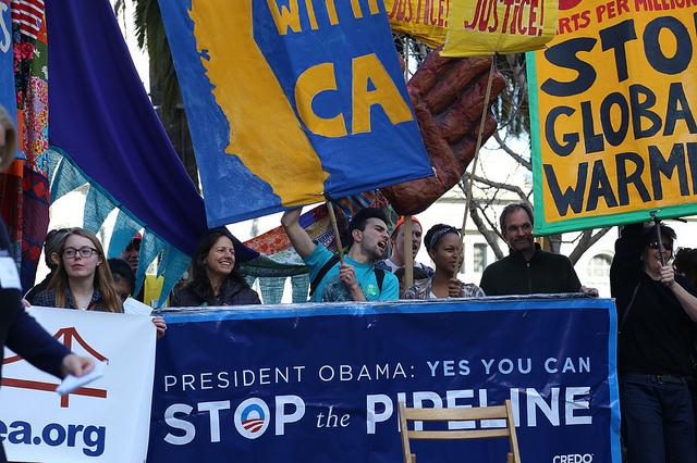 Forward on Climate: a Washington la più grande manifestazione per il clima