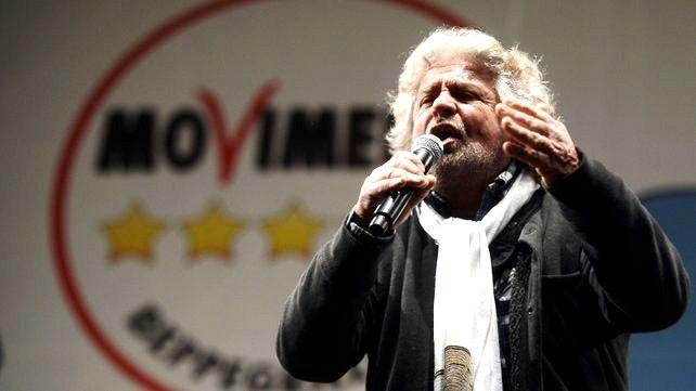Grillo e l'astensionismo travolgono la politica fallimentare
