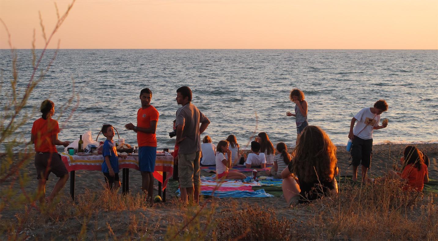 """""""Sul mare 2013"""", campi estivi all'aria aperta per bambini e ragazzi"""