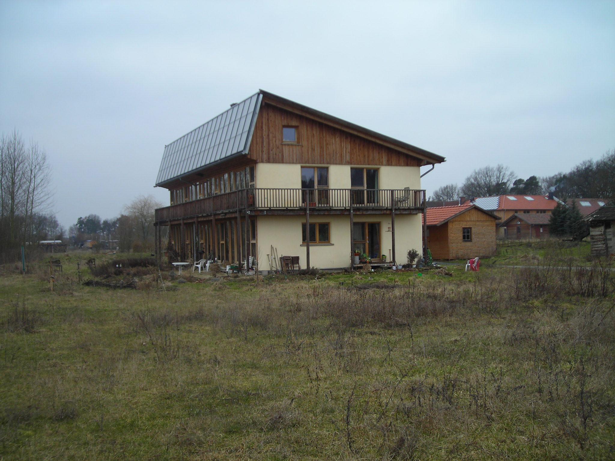 In Germania si costruisce il futuro: l'ecovillaggio di Sieben Linden