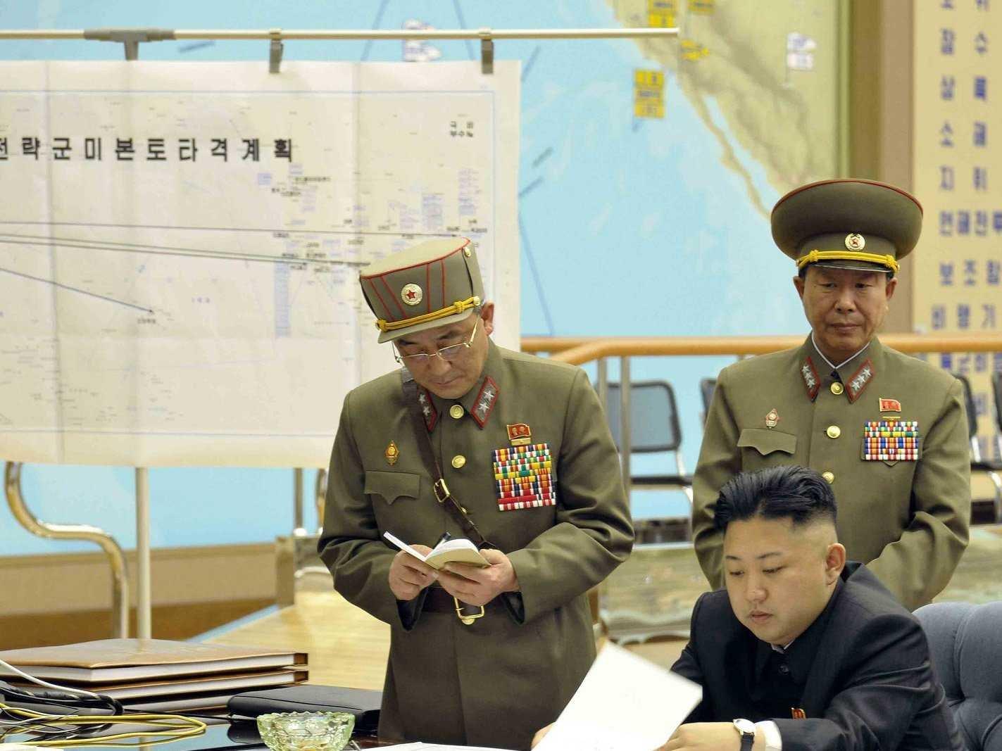La Corea del nord minaccia gli Usa di attacco nucleare