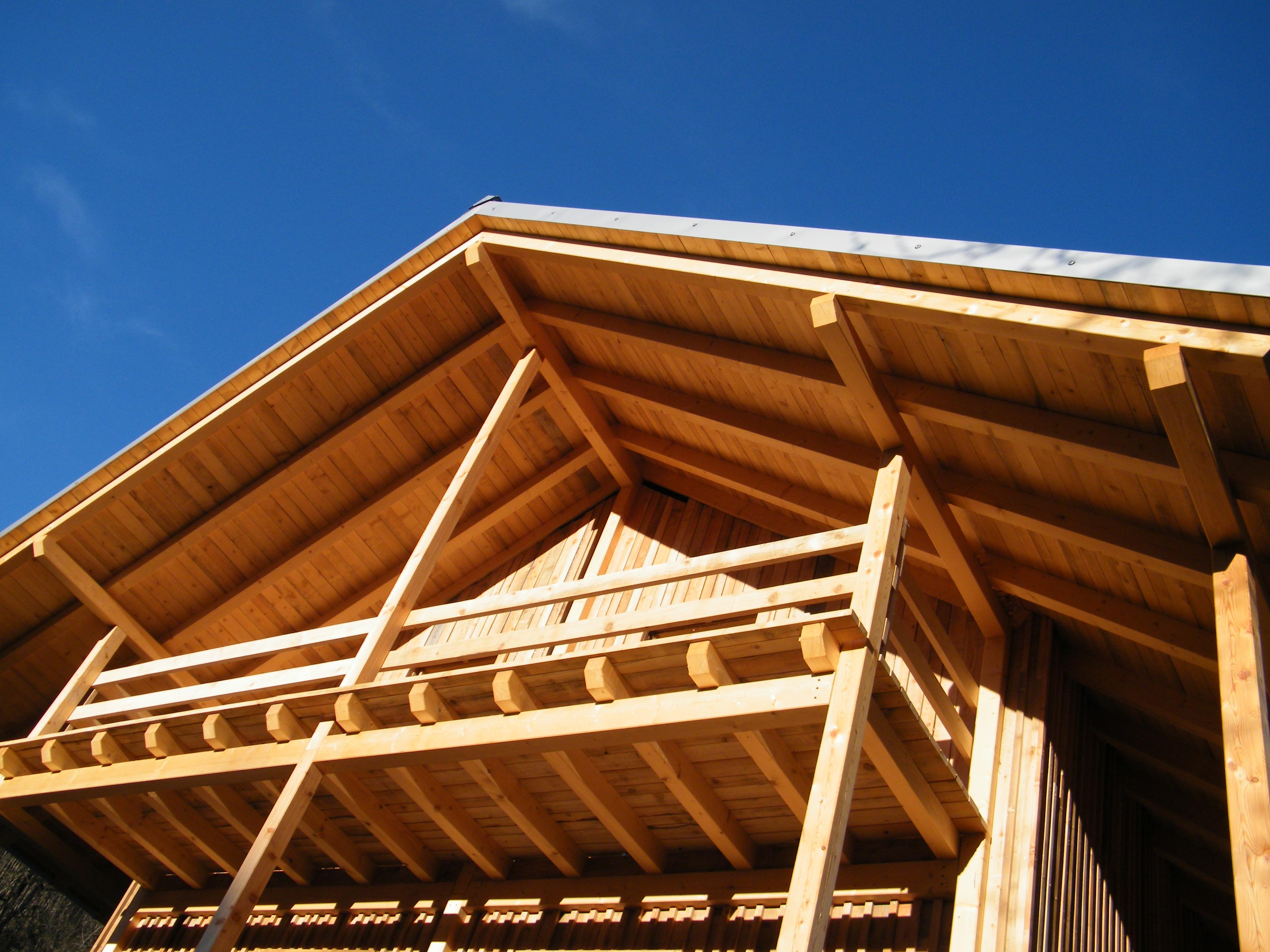 Vivere in una casa di legno costruire un sogno partendo - Costruire casa di legno ...