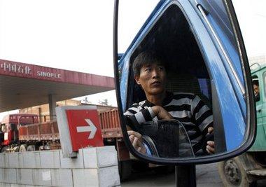Cina a corto di carburante ed è caos