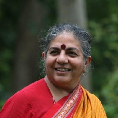 "Vandana Shiva: ""i piccoli siano custodi dei semi"""