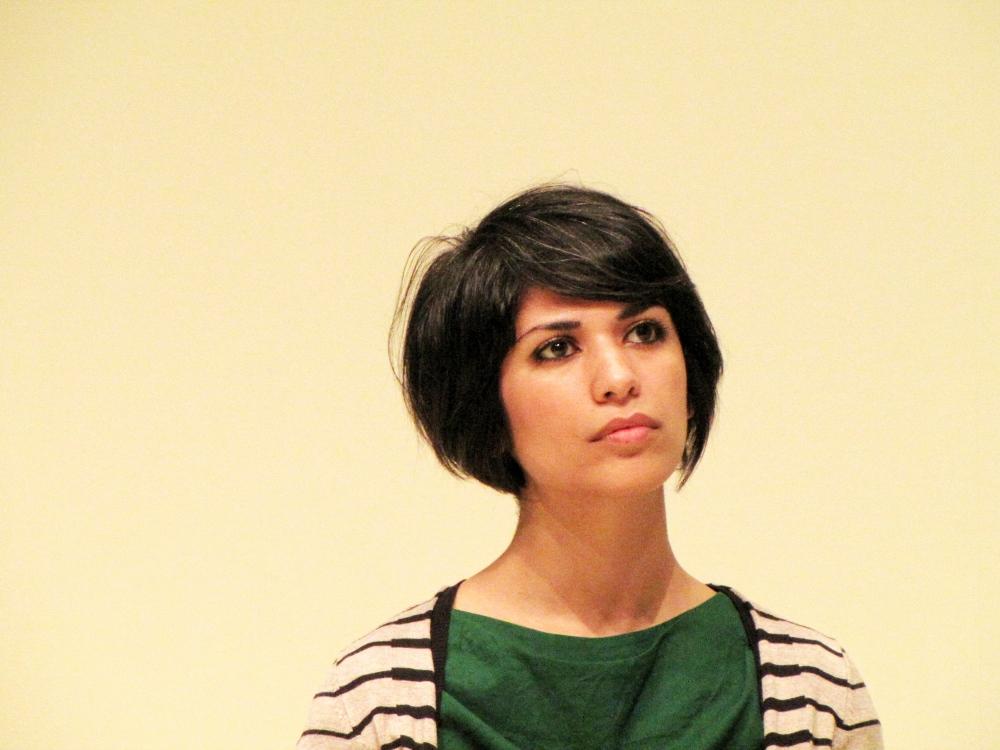 """L'Iran e """"L'albero dei fiori viola"""", intervista a SaharDelijani"""
