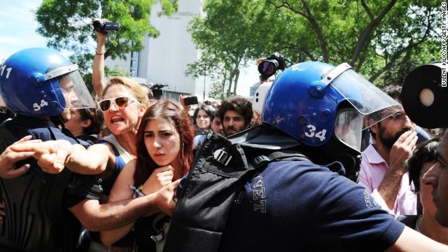 Turchia, continuano le proteste per la libertà