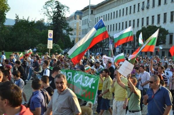Bulgaria: da un mese si protesta contro mafia e corruzione