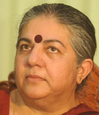 Per un nuovo modello di agricoltura: Vandana Shiva ad Arcevia
