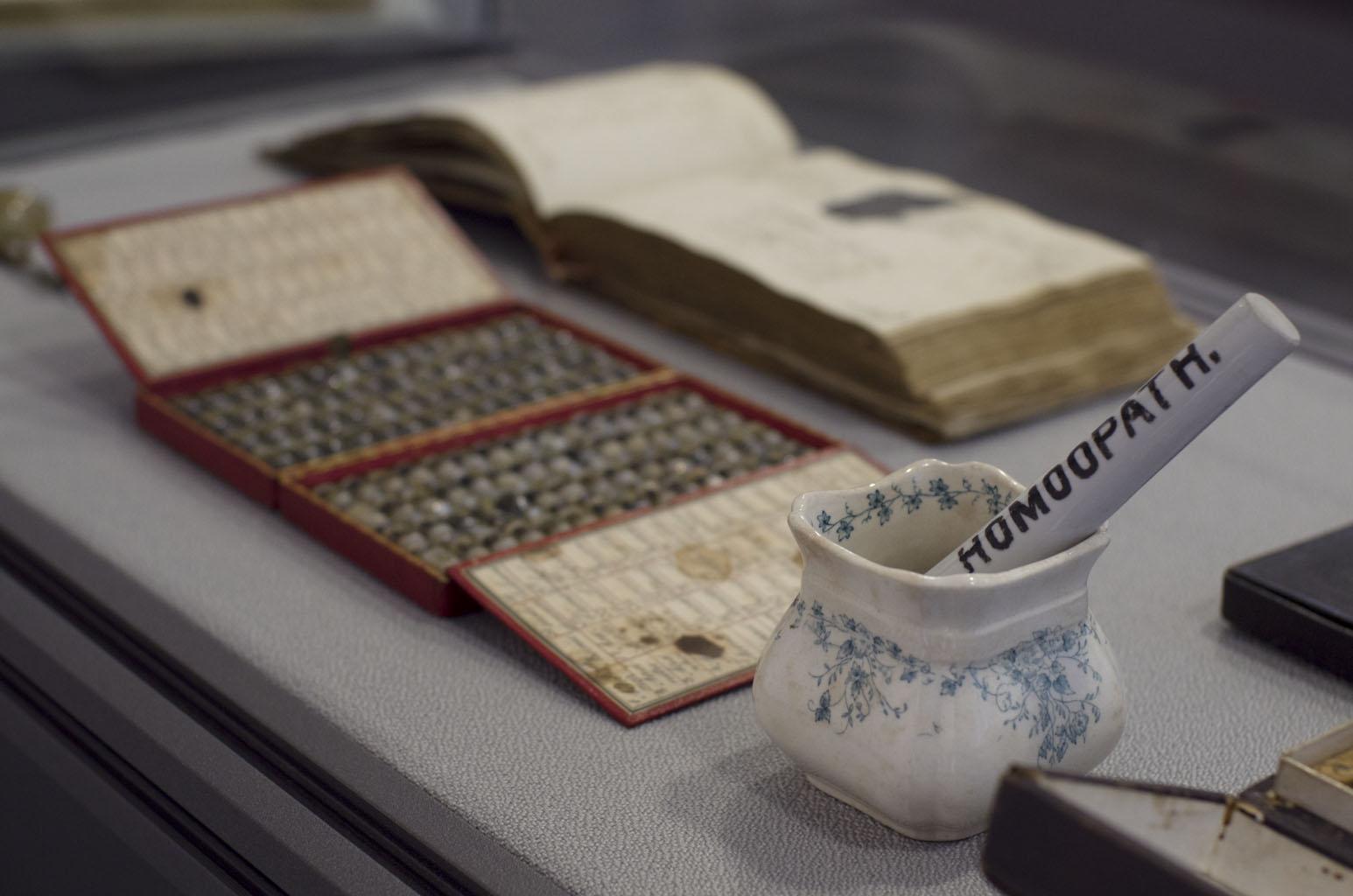 Apre a Roma il primo Museo dell'Omeopatia