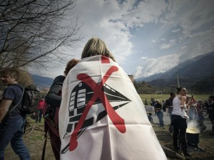 """""""Fate qualcosa"""", appello delle Donne in Movimento della Val di Susa"""