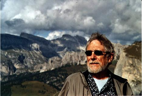 """""""Nel mondo poroso"""" di Gary Snyder, il poeta dell'ecologia profonda"""
