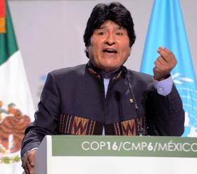 Cancun, la Bolivia chiede l'annullamento degli accordi