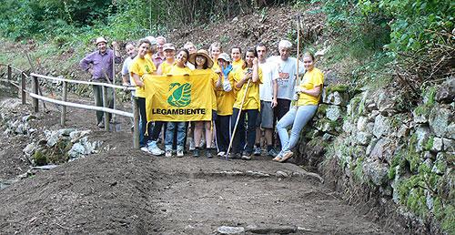 I campi di volontariato per formarsi...all'ambiente