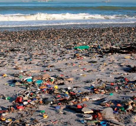 Il Mediterraneo? Un mare di plastica: