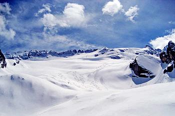 Riscaldamento globale: ghiacciai alpini a rischio estinzione