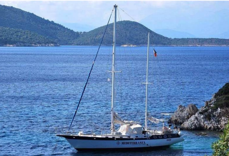 Mediterranea, il co-sailing a impatto zero