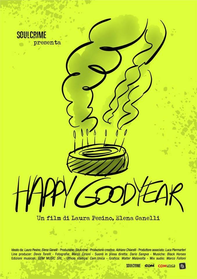 Happy Goodyear, il documentario che racconta le morti nella fabbrica di Cisterna di Latina