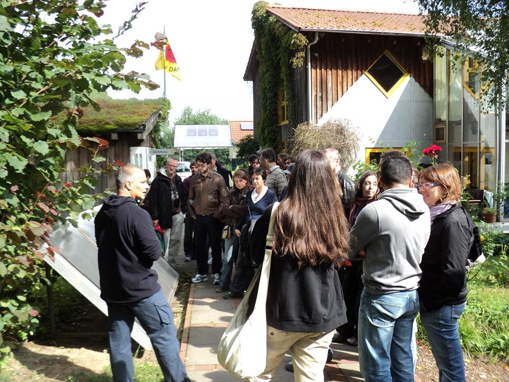 """Una """"vacanza"""" ecologica in Germania tra studio, pratica e filosofia"""