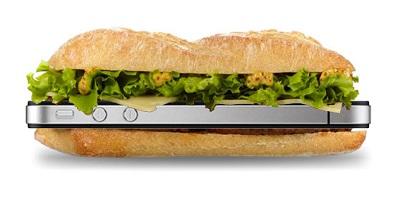 Smartphone o smart life? Mangialo se ci riesci