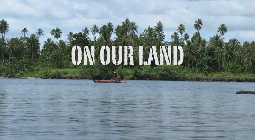 """""""On our land"""", il documentario che racconta il furto della terra"""