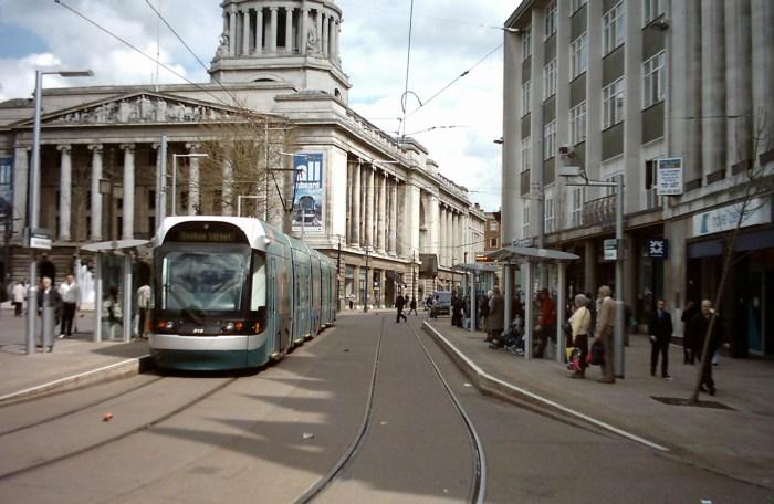 Trasporti: Nottingham la migliore città del Regno Unito