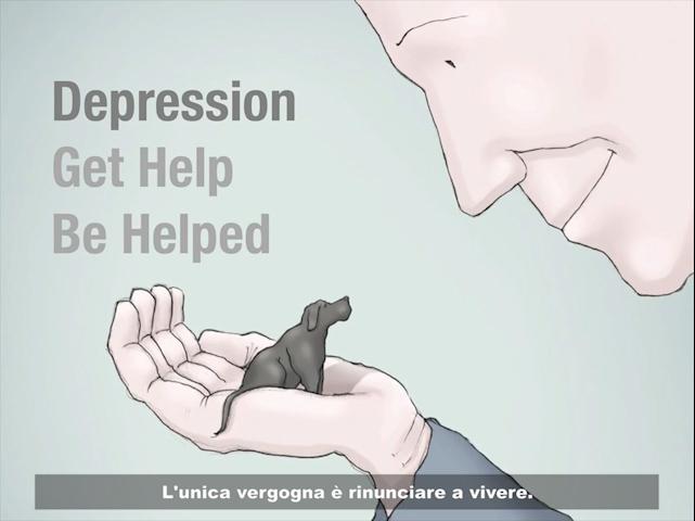 I had a black dog, un libro per spiegare cos'è la depressione. Intervista all'autore Matthew Johnstone