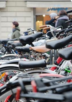 E' Bologna la città più eco-mobile d'Italia