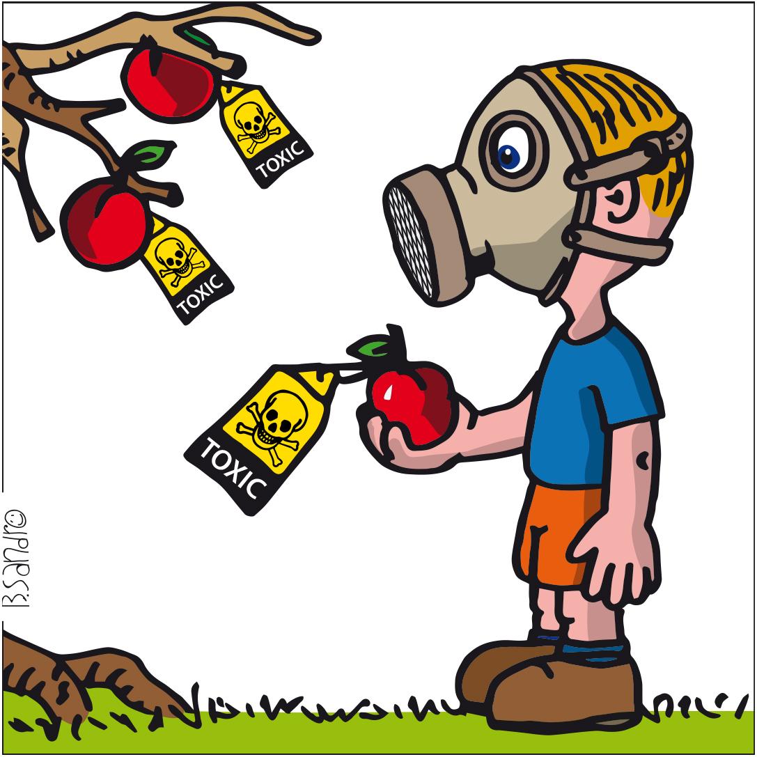 Clorpirifos, il pesticida che danneggia il cervello dei bambini
