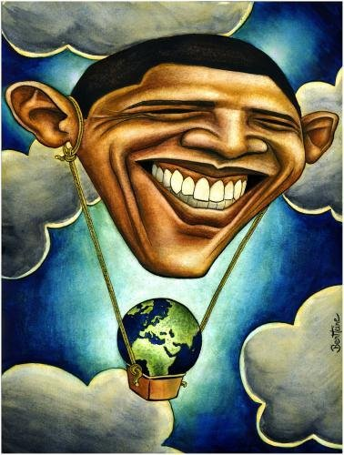 Verde America, un'idea che sbiadisce sulla faccia di Obama