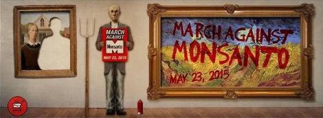 Tutto il mondo in marcia contro la Monsanto