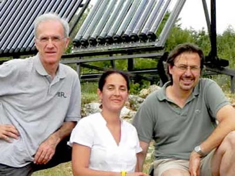Una famiglia sostenibile che vuole cambiare il mondo