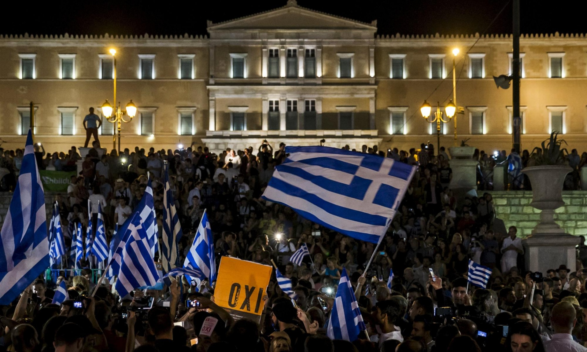 Il no della Grecia: la Troika non balla il sirtaki