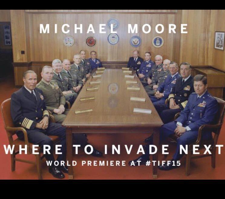La guerra infinita nel nuovo film di Michael Moore