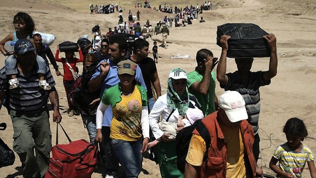 Rifugiati: chi semina vento, raccoglie uragani