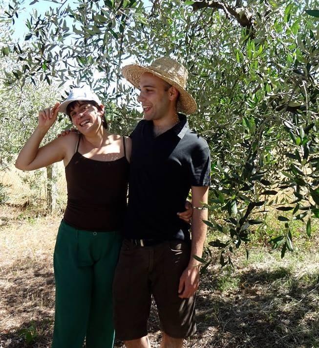 Da precari stressati a contadini felici, il grande passo di Marco e Laura