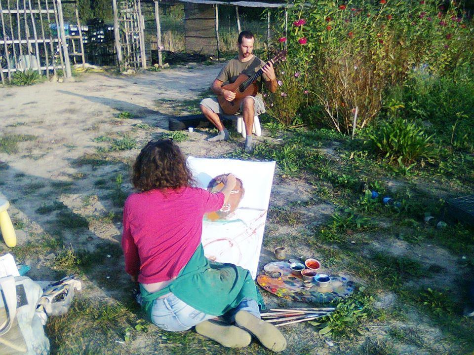 L orto giardino biodinamico tra bellezza musica e arte - L orto in giardino ...