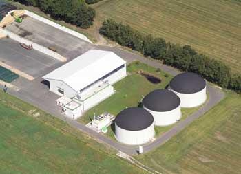 Impianti biogas veneto