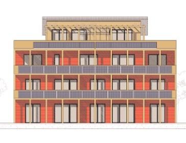 Uno studio di fattibilità per un insediamento residenziale passivo in Italia