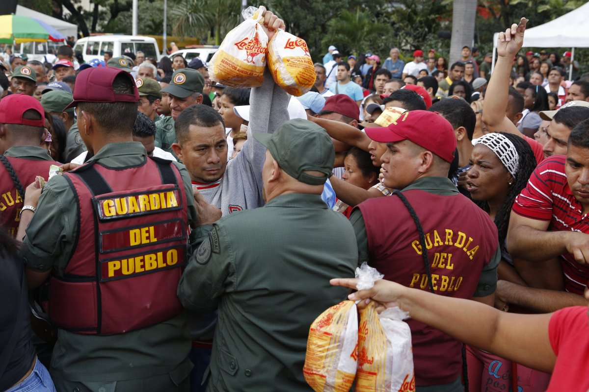 Il petrolio non sfama più il Venezuela