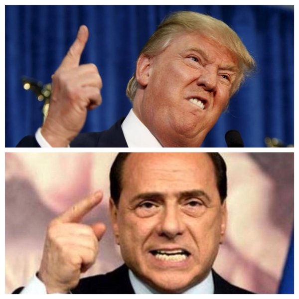 Il sonno della ragione produce i Berlusconi e i Donald Trump