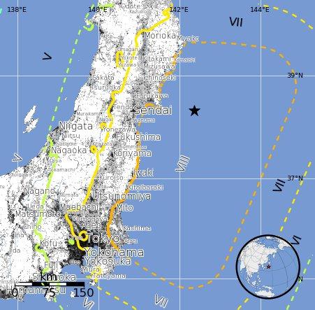 Giappone devastato dal sisma, Tokyo dichiara emergenza nucleare
