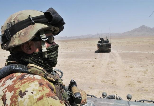 Missioni militari all'estero: 1,2 miliardi per il 2016